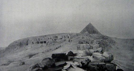 """Pyramidales: """"Sur les traces des pillards de la grande pyramide de Khéops"""", par…"""