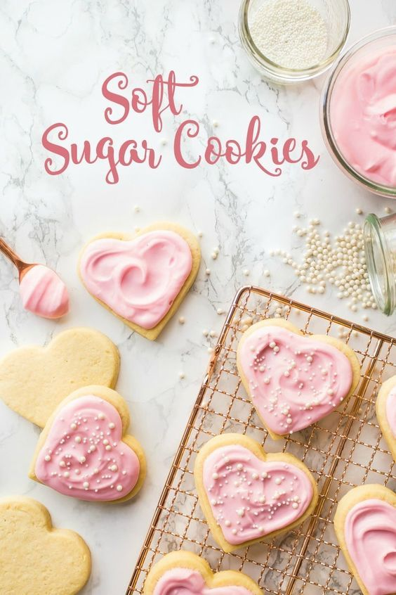 This Is The Best Sugar Cookie Recipe Ever So Soft And Creamy And They Hold Their Shape Rolled Sugar Cookie Recipe Soft Sugar Cookie Recipe Soft Sugar Cookies