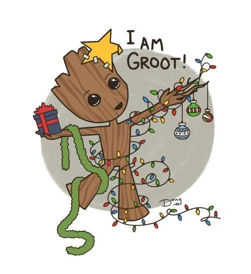 Where Stories Live Cute Christmas Wallpaper Groot Christmas Wallpapers Tumblr