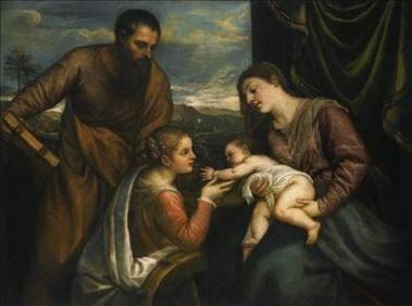 Maddona de Tiziano
