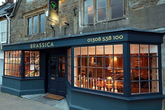 Brassica Mercantile, Beaminster, Dorset.