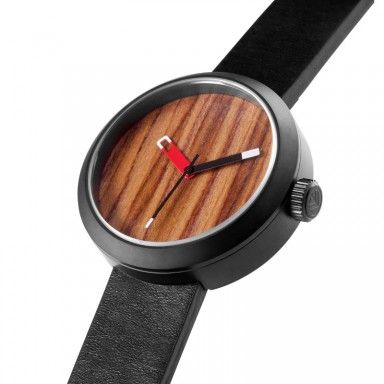 Clomm Rosewood watch
