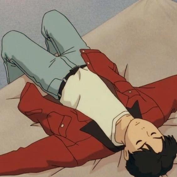 Ocean Waves 90s Anime Anime Anime Scenery