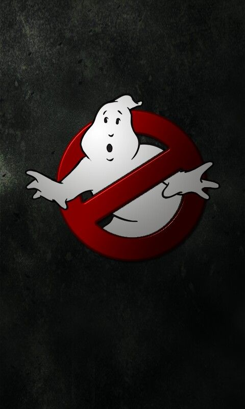 ghostbusters phone wallpaper i created with photoshop
