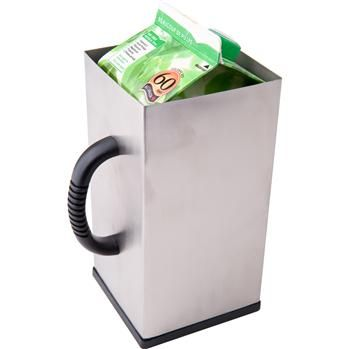 Ksp Leche Milk Carton Holder 2 L Stainless Steel Kitchen Stuff Plus Ksppin2win Off To