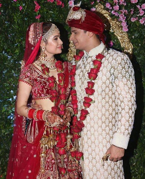 Prince Narula And Yuvika Chaudhary Wedding.   Indian TV Actor Prince Narula Weds Bollywood Actress Yuvika Chaudhary. See Unseen Pics Of Marriage.