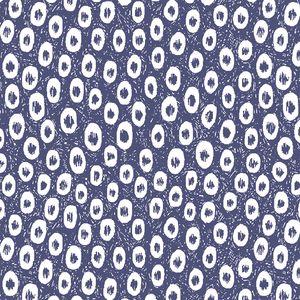 Hawthorne Threads - Mariner - Tentacle in Indigo