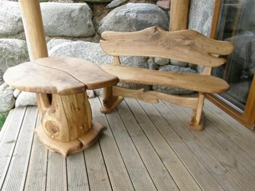 Eco Friendly Products Solid Wood Furniture And Log
