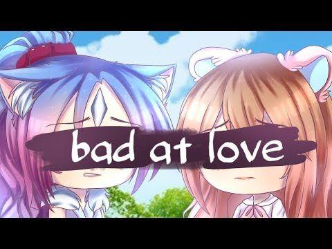 Bad At Love Meme Gacha Life Collab With Lil Peanda Youtube Collab Memes Lil