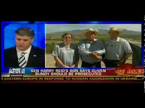 Harry Reid Family | Harry Reid, Chinese company behind Nevada ranch standoff?