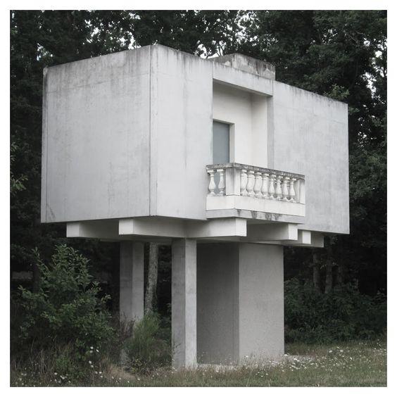 Jean marc bustamante la chambre d amour architectures for Chambre d amour