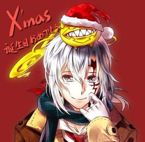 Christmas anime boy D. Gray Man | Christmas Anime | Pinterest ...