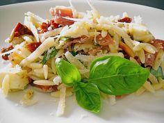 Beste Rezeptesammlung: Nudelsalat auf italienisch