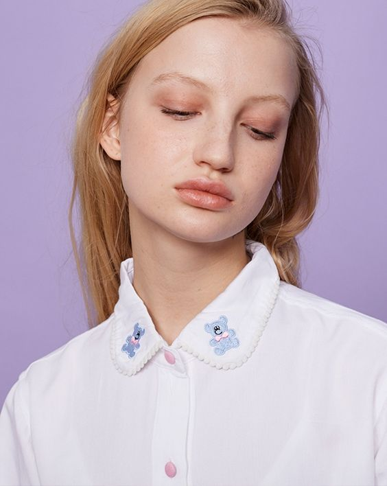 Lazy Oaf Pom Bear Shirt - Everything - Categories - Womens