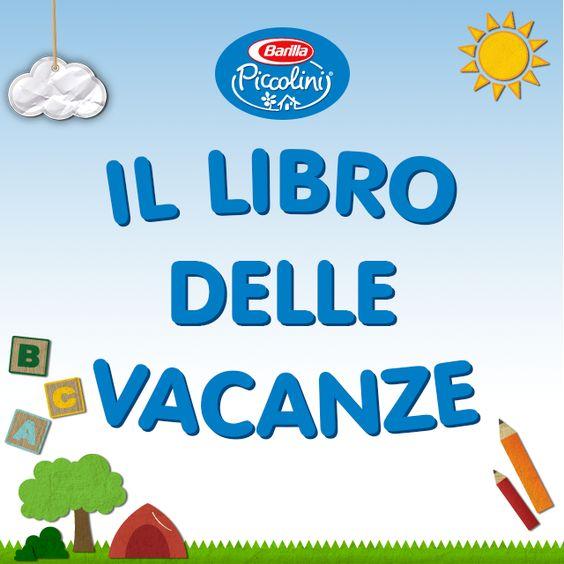 Vivi l'estate con 'Il Libro delle Vacanze' Piccolini    Da pag. 81 a 84 troverete i miei disegni da colorare!
