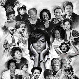 Strong & inspiring women