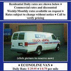 Elite Truck Rental - Chicago, IL, United States