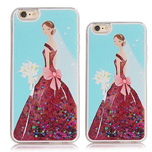 iPhone 6 Case, GIZEE [Wedding Dress Series] Liquid Glitte... https://www.amazon.com/dp/B01IKEUZJS/ref=cm_sw_r_pi_dp_x_h.k3xbNN310VJ