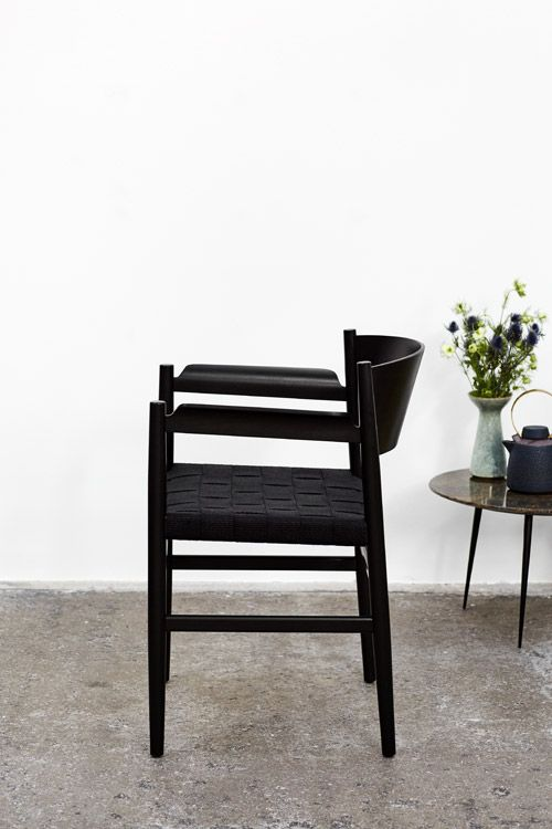 Designklassiker Stuhl NESTOR CHAIR von Mater | HolzDesignPur
