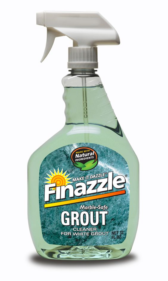 Marble Safe Cleaner : Finazzle marble safe grout cleaner for white quot make