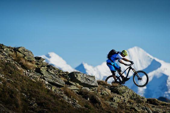 MTB Rider: Das Erste Mal in Saalbach Hinterglemm