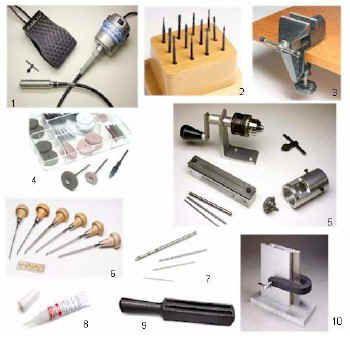 herramientas para taller de joyeria herramientas pinterest