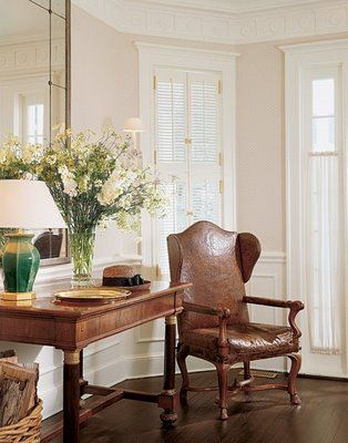 Warm Foyers And Chairs On Pinterest