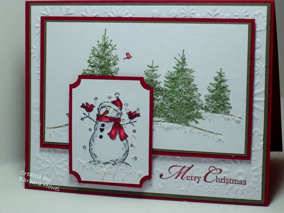 SC291, Christmas 3 2010 by bwstamper - Cards and Paper Crafts at Splitcoaststampers