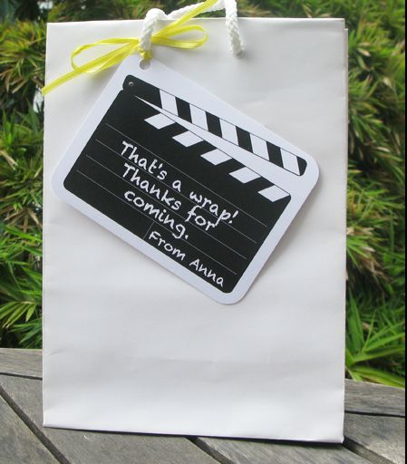 Movie Night Party Invitation & Printable Collection