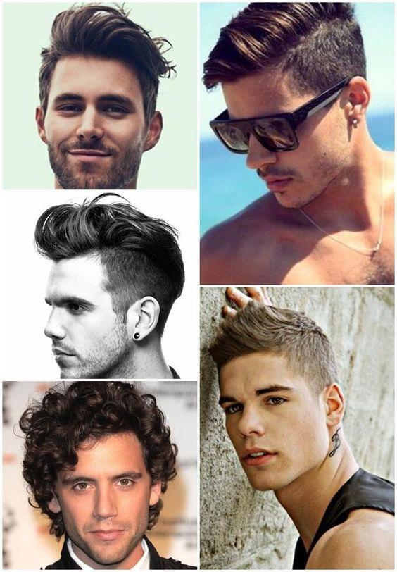 5 ideas de cortes y peinados para hombres peinados - Peinados de moda para chicos ...