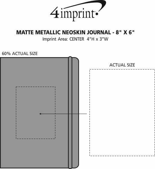 104109 86 M Jpg 514 562 4imprint Imprinting Matte Metallic