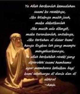 Bacaan Doa Untuk Suami Dan Artinya Doa Suami Membaca