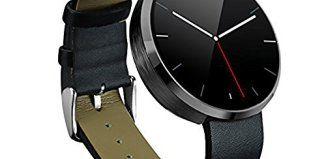 PowerLead PLSW-DM360 Waterproof Bluetooth Smart Watch Heart Rate Monitor Mini…