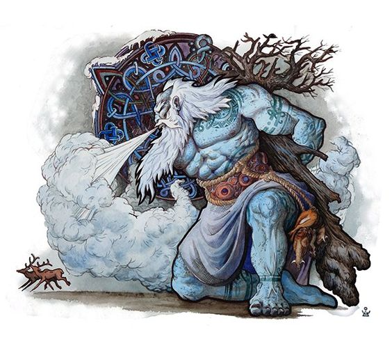 Giant norse mythology - photo#20