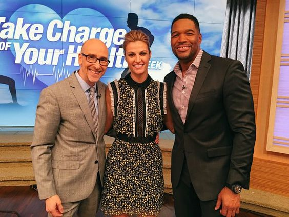 TempTraq featured on LIVE with Kelly and Michael!