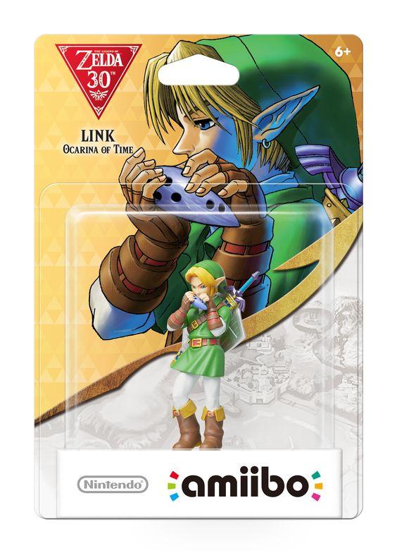 New Legend of Zelda Amiibo
