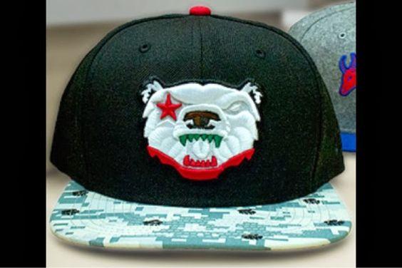 California Bear Flag Baseball Cap | Bear Flag Museum