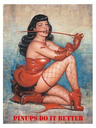 naughty Betty
