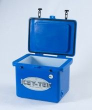 Icey-Tek Ice Chest Cooler | 40qt. Cooler by Icey-Tek Coolers. Keep Ice Longer With Icey-Tek Coolers.