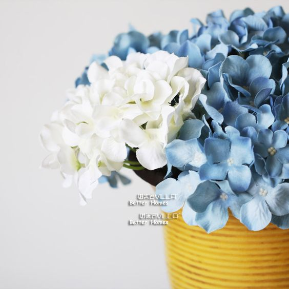 Europe type restoring ancient ways feels dye in the wood simulation flowers The Mediterranean artificial flowers -inDecorative Flowers & Wre...$15.19