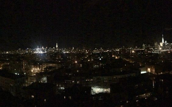 NYC from top to bottom