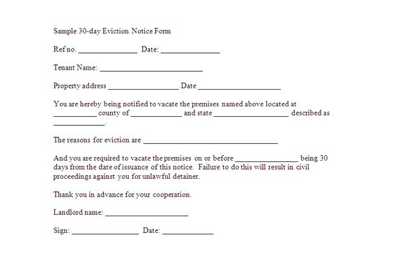 Waiver Of Liability Sample - Swifter - liability waiver - copy of an eviction notice