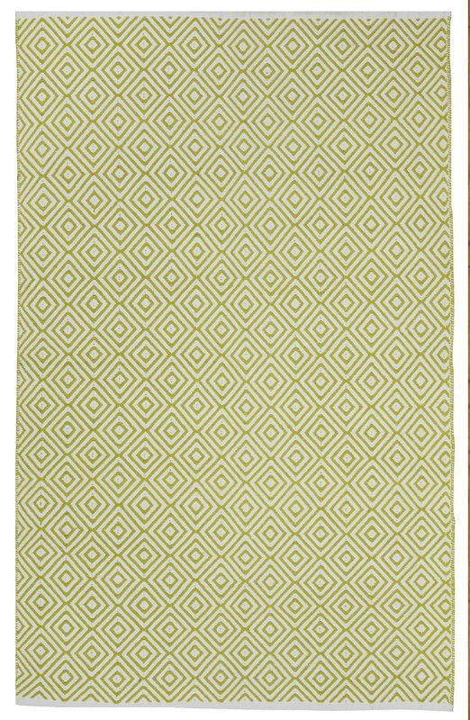 Criswell Geometric Handwoven Cotton Green Area Rug Fab Habitat Cotton Area Rug Green Area Rugs