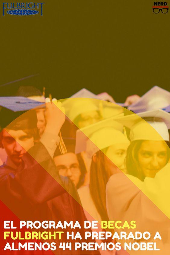 """El Programa de becas Fulbright ha preparado a premios Nobel y ganadores del Príncipe de Asturias y el Pulitzer  El Programa Fulbright se fundó en 1946 por el Congreso de los Estados Unidos, para """"promover un mayor entendimiento entre los pueblos de distintos países a través de intercambios educativos y culturales"""". Desde entonces, su objetivo es becar a profesionales de todo el mundo para cursar postgrados y otros estudios en universidades estadounidenses.  #college #university #universidad"""