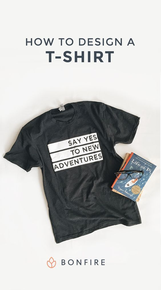 A Beginner S Guide To Designing Awesome T Shirts Learn How To Choose Colors Use Typography Design Shirt Print Design Shirt Design Inspiration Printed Shirts