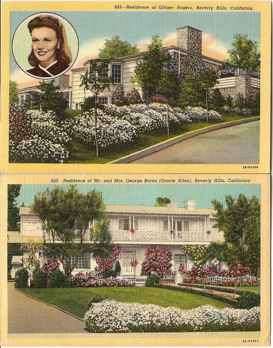 Hollywood actors home pictures.