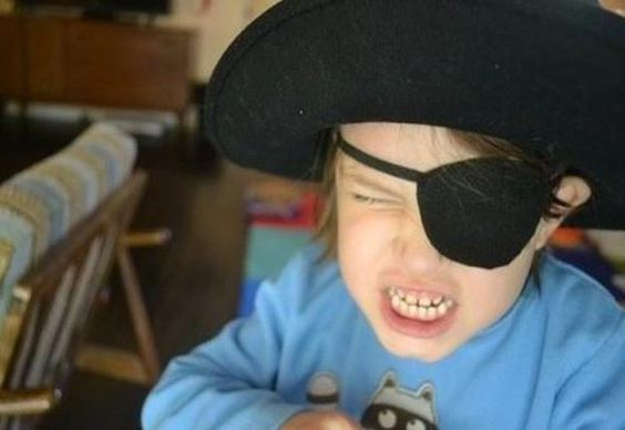 25 DIY Pirate Costume Ideas, check it out at http://diyready.com/25-argh-tastic-diy-pirate-costume-ideas