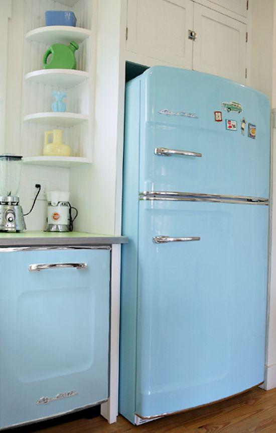 Retro and modern stoves ranges ovens vintage style for Modern retro kitchen appliance