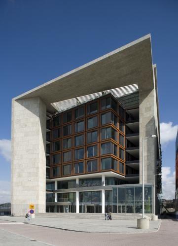 International Architecture Awards - library amsterdam
