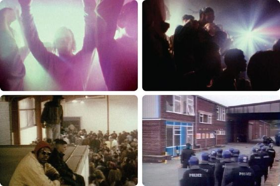 Credit: http://www.highonhope.com Police raids  The Blackburn raves – held in disused warehouses, and one occasion an ...